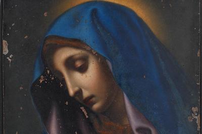 日本の聖母マリア像展 2019/12/7(土)まで
