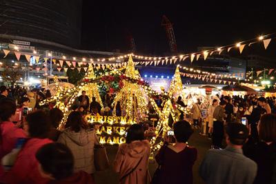 クリスマスマーケット熊本2019  12/5(木)~12/11(水)