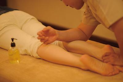〈整体処ゆらく〉足の冷えやむくみを解消してくれる!?