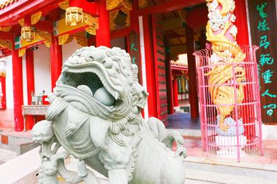 """〈孔子廟vol.4〉観光拠点のもうひとつの醍醐味! 孔子廟まわりの""""立ち寄り推奨""""なおはなし。"""