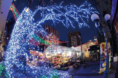 きらきらフェスティバル in SASEBO vol.24〈佐世保市街地〉2019/12/25(水・祝)まで