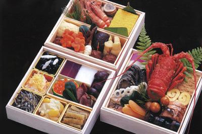 〈料亭  坂本屋〉お正月をおいしく・楽しく飾る本格おせち料理