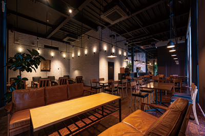 〈Renewal Open〉CAFE lx(カフェルクス)
