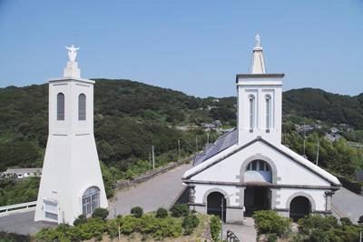 出津教会堂【長崎県長崎市】