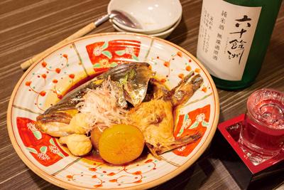 魚たつ 五島海山