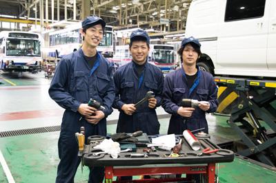 長崎バスモーターサービス部
