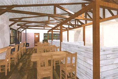 〈お肉工房 梅桜亭〉島原の人気肉料理専門店がゆったりおいしい時間を愉しむ空間に!
