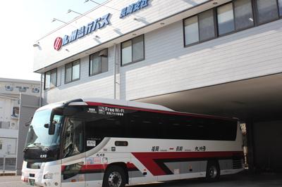 長崎~福岡 高速バス 九州急行バス nimoca