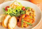 三厨 「チキンのトマト煮」950円 長崎県長崎市為石町3753