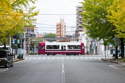〈長崎の路面電車vol.3〉「路面電車」に乗って長崎のまちをぐるり!その②