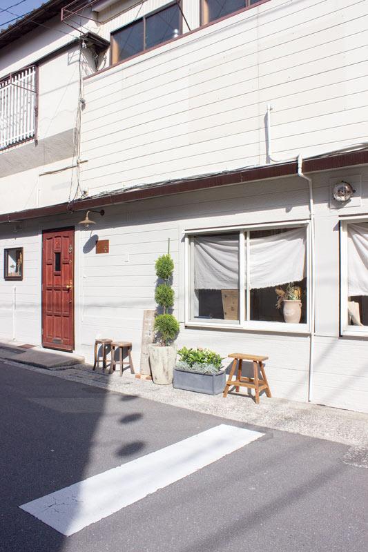 長崎県諫早市高城町8-17 cafe topor store カフェの外観