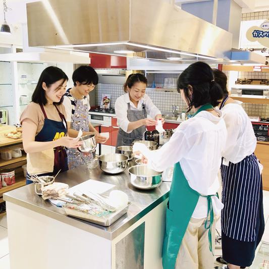 長崎県長崎市竹の久保町17-17ユートピアビル2F OCOLABO Kitchen(ココラボ キッチン) 料理教室