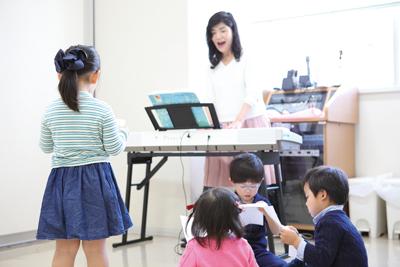 〈音楽学習〉リトミック研究センター認定教室