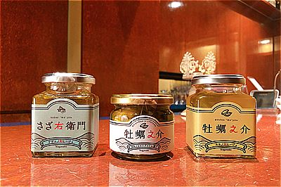 〈Oyster bar churi〉長崎県産カキやサザエの瓶詰め加工品が販売開始!