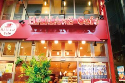 【ニューオープン】HAMAnZ cafe