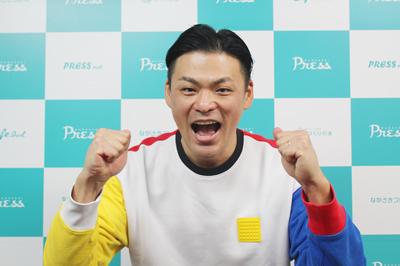 「長崎おるばいモノマネ」YouTube毎日投稿中! 長崎亭キヨちゃんぽんさんがプレスに登場!