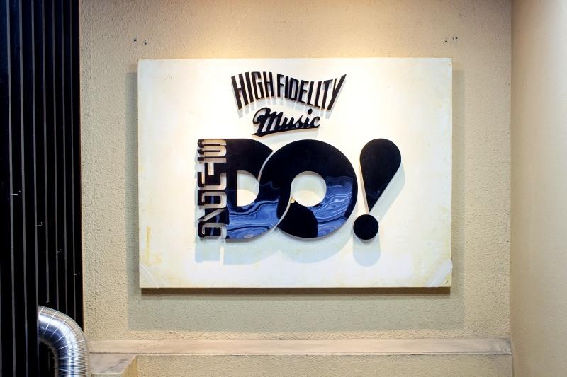 Studio Do! 長崎県長崎市江戸町5-6-B1F 前店舗から引き継いでいる看板 老舗ライブハウス