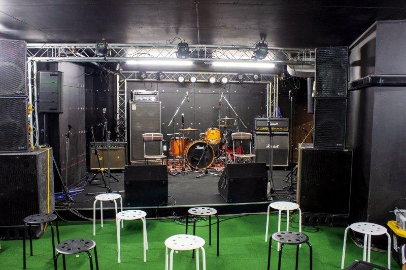 Studio Do! 長崎県長崎市江戸町5-6-B1F 老舗ライブハウス