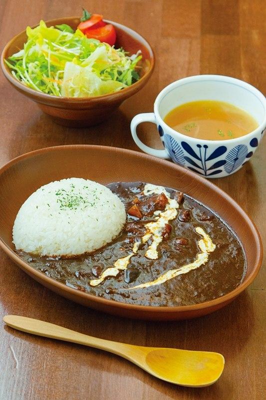 Cafe&Bar SORASIDO 長崎県長崎市住吉町6ー12 中通市場2F 隠れ家的なカフェ&バー カレー ランチ カフェタイム