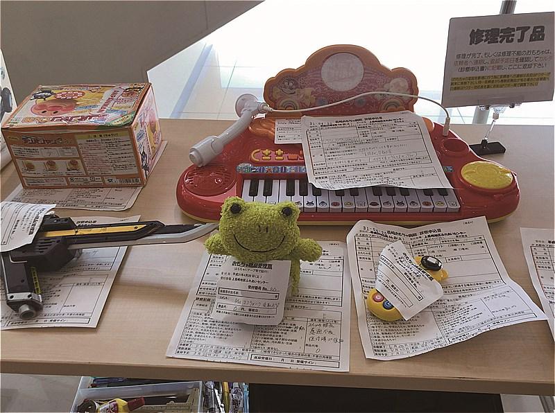 壊れたおもちゃをドクターたちが治してくれる 「長崎おもちゃ病院」が登場!