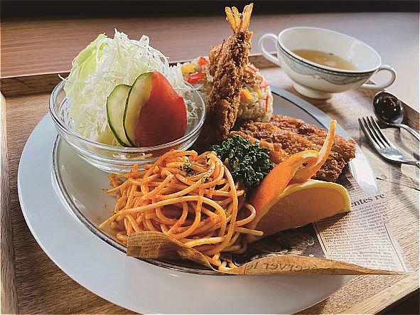 長崎の絶景と共に楽しむ、おいしい昼下がり。好評のランチがメニュー追加!